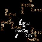 iPad letters by dominiquelandau