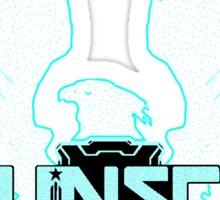 Halo 4 UNSC logo Sticker