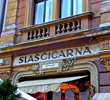 Slascicarna, Ljubljana, Slovenia by christazuber