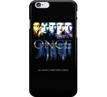 ONCE iPhone Case/Skin