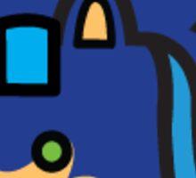 Sonic CatBag Sticker