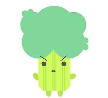 Hangry Broccolli by sohangry