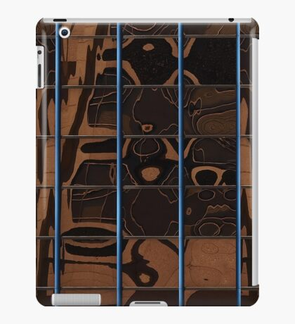 Window chatter iPad Case/Skin