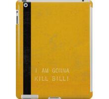 Kill Bill iPad Case/Skin