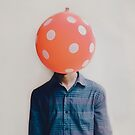 balloon head by Jessica  Lia