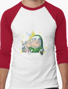 Legend Of Zelda - You Are My Greatest Adventure Men's Baseball ¾ T-Shirt