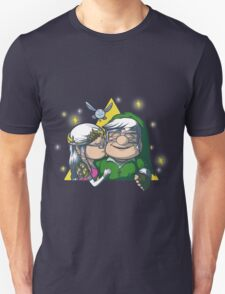 Legend Of Zelda - You Are My Greatest Adventure Unisex T-Shirt