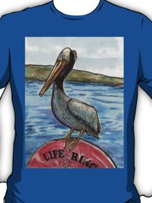 San Francisco Pelican T-Shirt