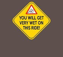 Wet ride Unisex T-Shirt