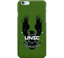 UNSC logo iPhone Case/Skin