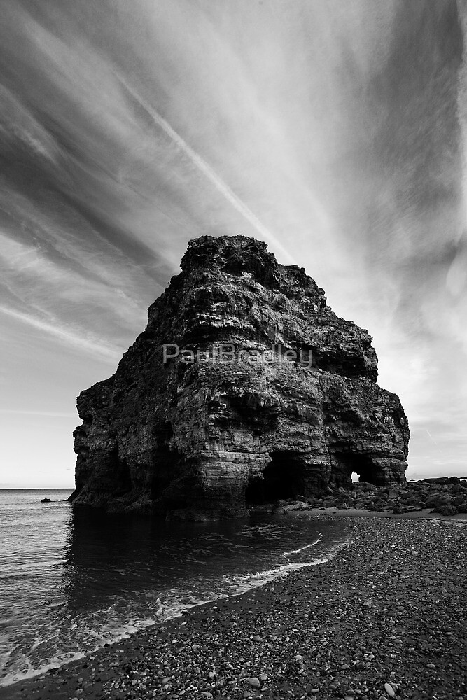 Marsden Rock, South Tyneside by PaulBradley