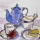 Quick Cuppa by Patsy Smiles