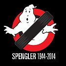 RIP Spengler by Patrick Scullin