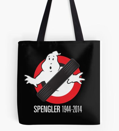 RIP Spengler Tote Bag