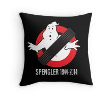 RIP Spengler Throw Pillow