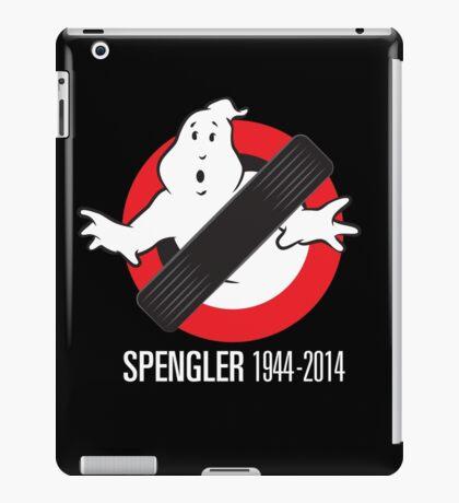 RIP Spengler iPad Case/Skin