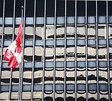 A Mies Moment, The Toronto Dominion Centre by Juli Lyons