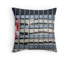 A Mies Moment, The Toronto Dominion Centre Throw Pillow