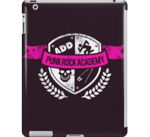 Punk Rock Academy iPad Case/Skin