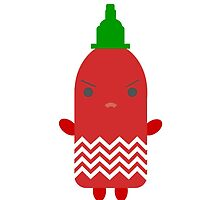 Hangry Sriracha by sohangry