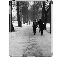 Of Snow iPad Case/Skin