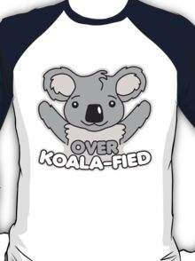 Over Koala-Fied T-Shirt