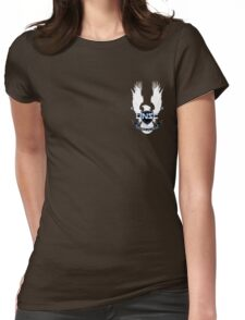 UNSC logo Womens Fitted T-Shirt