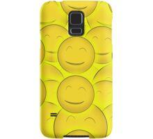 many suns Samsung Galaxy Case/Skin