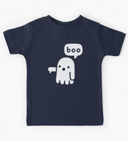 Ghost Of Disapproval Kids Tee