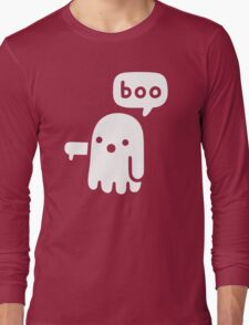 Ghost Of Disapproval Long Sleeve T-Shirt