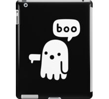 Ghost Of Disapproval iPad Case/Skin