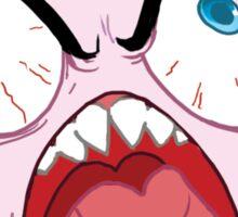 Jigglypuff Rage Sticker