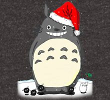 Totoro Christmas Santa Style Women's Relaxed Fit T-Shirt