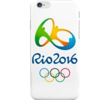 Olympics in Rio 2016 Best Logo iPhone Case/Skin