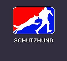 Schutzhund red white and blue Hoodie