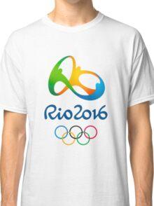 Olympics in Rio 2016 Best Logo Classic T-Shirt
