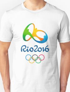 Olympics in Rio 2016 Best Logo T-Shirt