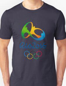 Olympics in Rio 2016 Best Logo T-Shirt