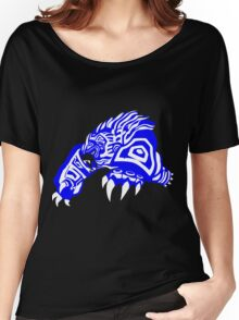LoL - Volibear Blue & White  Women's Relaxed Fit T-Shirt