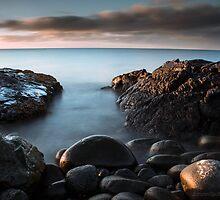 slippery stones by JorunnSjofn Gudlaugsdottir