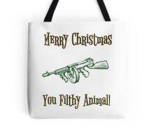 Filthy Animal Tote Bag