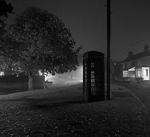 Phone Box by ChrisGothorp