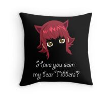 LoL - Annie (Have u seen my bear Tibbers) Throw Pillow