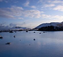 Blue Lagoon, Iceland by Paul Roberts