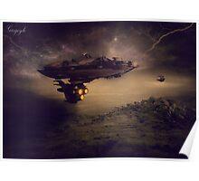 Star Wars Battle Earth Poster