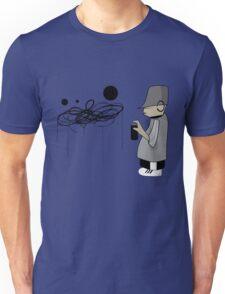 graffiti man Unisex T-Shirt