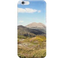 bright days on the trail iPhone Case/Skin