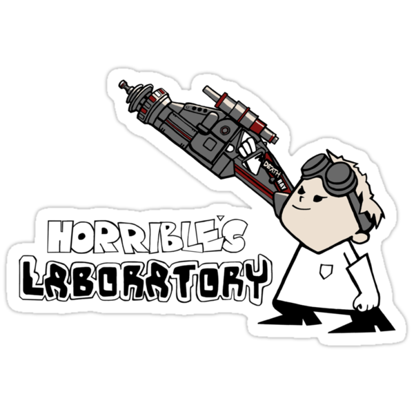 Horrible's Laboratory by Justyna Dorsz