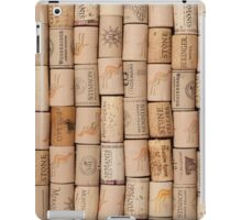 Corks iPad Case/Skin