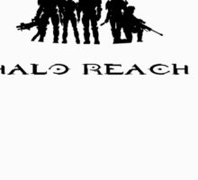 Halo Reach Sticker